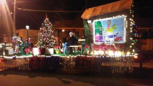Christmas Parade Float